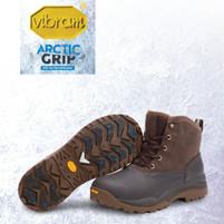 Men's Muck Arctic Outpost Lace with Arctic Grip Winter Boot