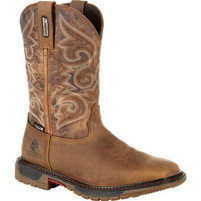 Women's Rocky Waterproof Western Boot