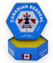 Canadian Beeseal 2 oz/75 g Leather Treatment