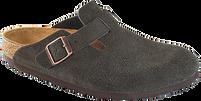 Birkenstock Boston Mocha Soft Footbed Clog