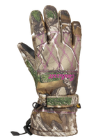 Women's Carhartt Camo Gauntlet Insulated Gloves
