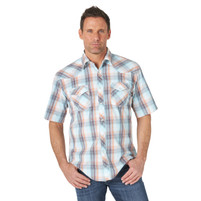 Men's Wrangler® 20X® Competition Advanced Comfort Short Sleeve Shirt MultiColour