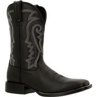 Men's Durango Westward Black Square Toe Western Boot