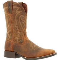Men's Durango Westward Prairie Brown Western Boot