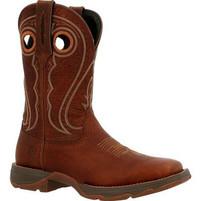 Women's Durango Lady Rebel Chestnut Square Toe Western Boot