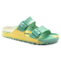 Women's Birkenstock EVA Arizona Multijade Yellow Sandals