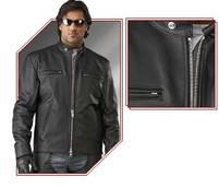 Men's Bristol Classic Leather Jacket #3352