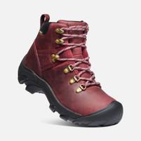 Women's KEEN Pyrenees Tibetan Red Hiking Boot