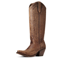 Women's Ariat Casanova Tall Zip Western Boot