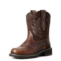Women's Ariat Fatbaby Dapper Western Boots