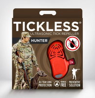Tickless Hunter Chemical Free Tick Repellent for Hunters