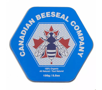 Canadian Beeseal 5.5 oz Leather Treatment
