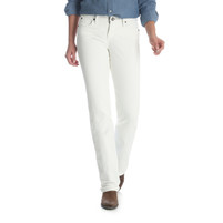 Women's Wrangler Q-Baby Ultimate Riding Jean Mid-Rise Boot Cut