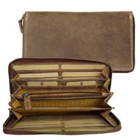 Adrian Klis 5 Compartment Zipper Wallet