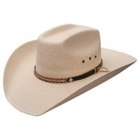 Stetson Square Palm Leaf Western Hat
