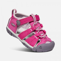 Keen CNX Toddlers Seacamp II Very Berry/ Dawn Pink