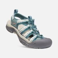 "Keen Women's Newport H2 ""North Atlantic/ Chinois Green"" Sandal"
