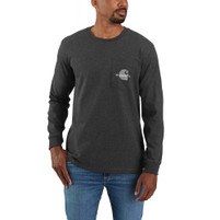 Carhartt Long Sleeve Relaxed Fit Graphic T-Shirt