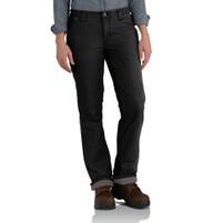 Women's Carhartt Fleece Lined Crawford Pants