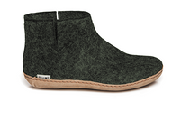 Glerups Forest Wool Leather Sole Boot