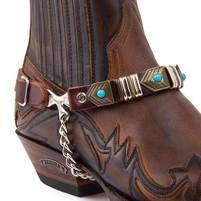 Sendra Harness 50 Brown Boot Straps
