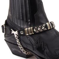 Sendra Harness 48 Black Boot Straps