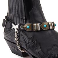Sendra Harness 50 Black Boot Strap