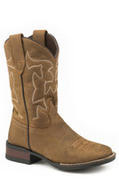 Roper Toddler Brown Western Boots