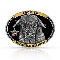 Montana Silversmith Attitude Buckle PBR Cochise