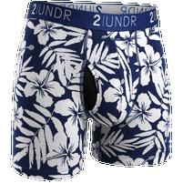 2UNDR Swing Shift Mahalo Men's Boxer Briefs -