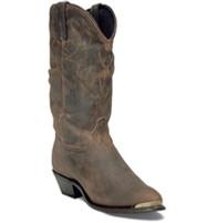 Women's Durango Brown Slouch Boot