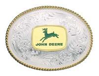Montana Silversmiths John Deere Buckle