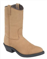 Canada West 5280 Tan Insulated Western Work Boot - NON CSA