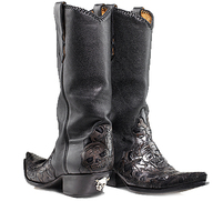 Liberty Boot Co.'s 42 Muertos Cowboy Boot