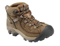 Women's Keen Targhee II Mid Slate Black/Flint Stone Hiking Boot