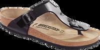 Birkenstock Gizeh Black Patent Sandal