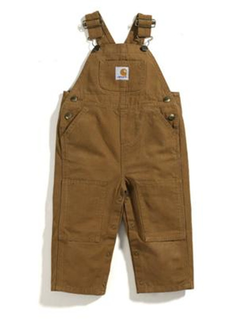 Children's Carhartt Washed Duck Bib Overall