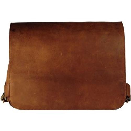 Adrian Klis Leather Messenger Bag 2468
