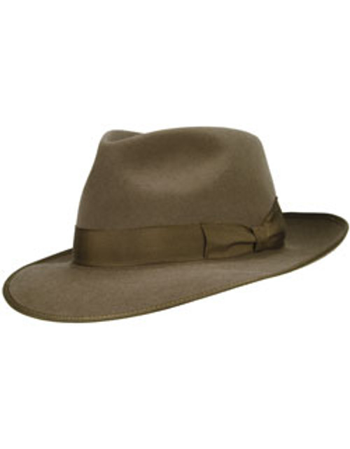 Akubra Stylemaster Acorn Felt Fedora Hat