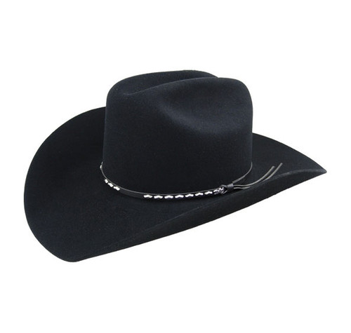 Bailey Alamo Black Felt Western Hat