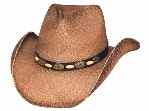 Bullhide Carson City Crushable Straw Hat