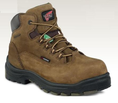 "Women's Red Wing 6"" CSA Safety Boot"
