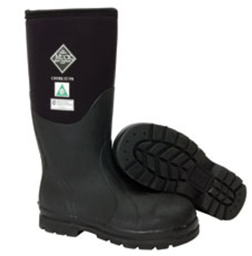 Muck Chore CSA Rubber Safety Boot