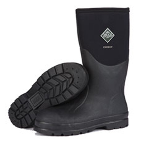 Muck Chore Fleece Lined CSA Rubber Safety Boot