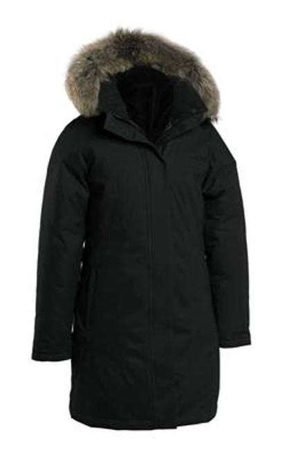 Quartz Co. Kimberly Black Down Coat