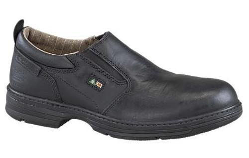 Men's CAT Conclude Slip-on CSA Black Shoe