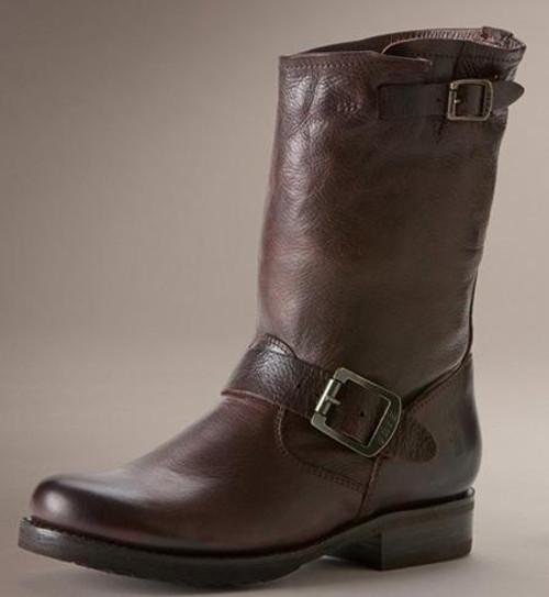 Women's Frye Veronica Short Engineer Boot