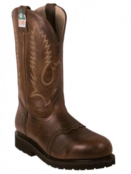 Men's Boulet CSA Pull-On Roper Boot