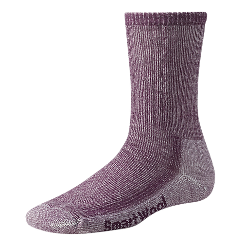 Women's Smartwool Purple Medium Cushion Sock