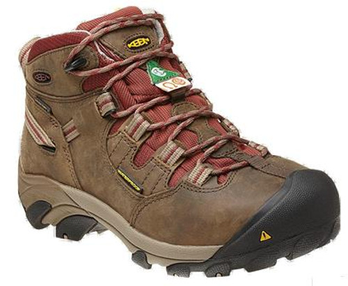 2f6bacbf79a Women's Keen Utility Oshawa Waterproof CSA Work Boot